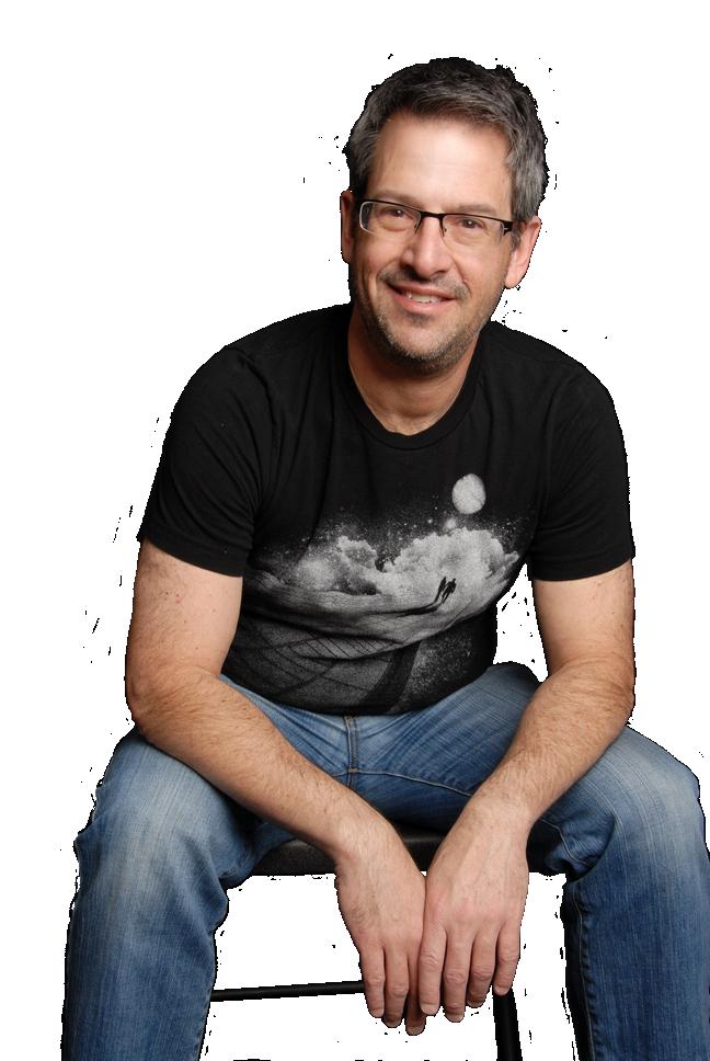 photo of Joel Comm