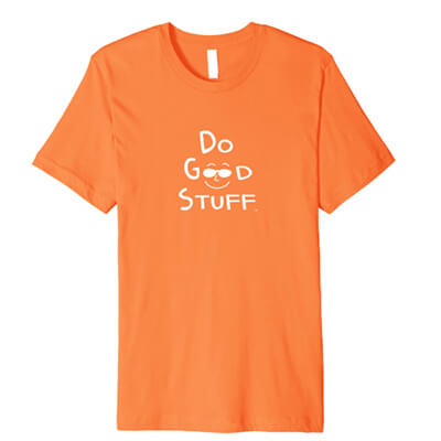 Do Good Stuff - Premium Colors